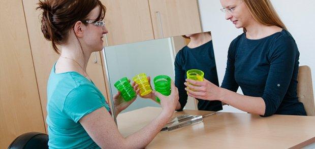 hand-spiegeltherapie