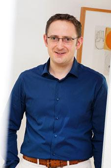Axel Heußen, Inhaber Praxis Ergotherapie Heußen Köln
