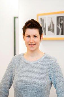 Carolin Glaser, Team Ergotherapie Heußen Köln