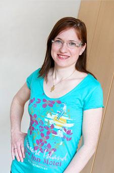 Dorothea Bujotzek, Team Ergotherapie Heußen Köln