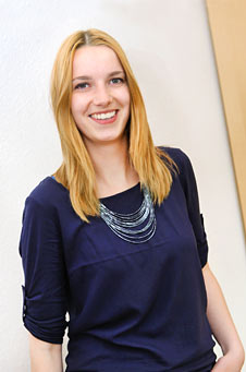 Tabea Lo Sardo, Team Ergotherapie Heußen Köln